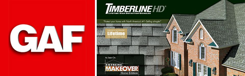 GAF - Timberline HD®